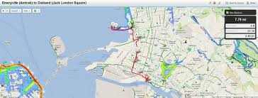 Map Of Bart Stations by Maps Hike Stats And Transportation U2013 The San Francisco Bay Trail