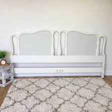 White Antique Bedroom Furniture White King Headboard French Provincial Antique Bedroom