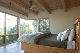 california bedrooms sustainable house ocho in monterey county california