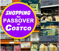 passover items daily cheapskate shopping for passover at costco 2016 updated