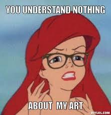 Meme Art - 23 struggles only art majors will understand meme art school