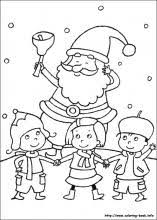 christmas coloring pages coloring book