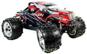 nitro rc monster truck for sale 1 8 scale 4wd brushless electric rc monster truck 2 4g big rig style