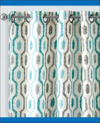 Gray And Turquoise Curtains Orange And Teal Curtains Homely Ideas Orange And Turquoise