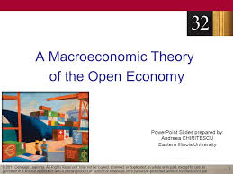 theme powerpoint 2007 economy a macroeconomic theory of the open economy ppt download