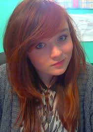 how to put red hair in on the dide with 27 pieceyoutube before and after hair dye gallery red mahogany and auburn