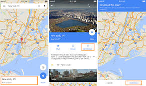 Googple Maps How To Download Areas In Google Maps For Offline Use