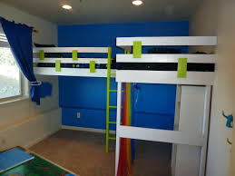 bunk beds twin over full bunk bed plans free 3 beds twin over