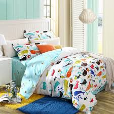 Fish Duvet Cover Memorecool Home Textile Cartoon Boys And Girls Bedding Set Variety