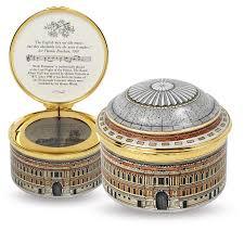 Royal Albert Hall Floor Plan by Royal Albert Hall Musical Box Musical Boxes Halcyon Days