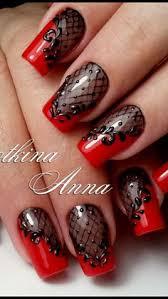 nailstorming saint valentin lace nail art video tutorial