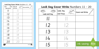 number formation worksheets 10 20 handwriting overwriting