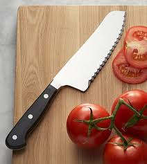 Kitchen Cutting Knives Types Of Kitchen Knives Crate And Barrel