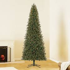 12 ft member s artificial pre lit ellsworth fir