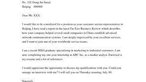customer service sample cover letter examples cover letter for
