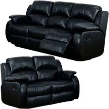Black Leather Reclining Sofa Outstanding Black Leather Recliner Sofa Black Leather Recliner