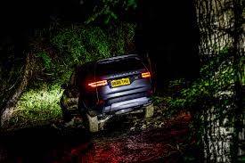 land rover discovery off road flat out magazine gallery off road after dark in the 2017 land