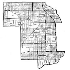 12th ward chicago map shortfalls in staffing in chicago s district 12 sign the