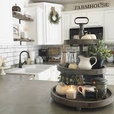 Best Farmhouse Kitchen Decor Ideas On Pinterest Mason Jar - Home decor kitchens