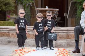 ring security wedding ring security wedding cutest ring bearer idea turn him into
