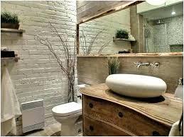 Modern Bathroom Wall Decor Rustic Bathroom Walls Birmusic Site