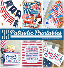 Welcome Home Banners Printable by 35 Free Patriotic Printables
