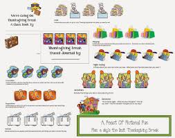 Things To Eat For Thanksgiving Classroom Freebies Pete The Cat Thanksgiving Activity