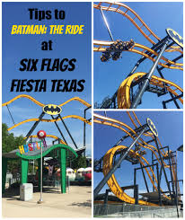 Six Flags Coupon Batman The Ride At Six Flags Fiesta Texas Worth The Wait