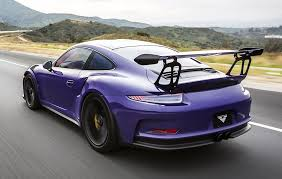 porsche 911 gt3 modified vorsteiner porsche 991 gt3 rs purple beast