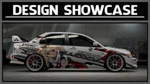 mitsubishi evolution 2006 forza motorsport 6 design showcase 2006 mitsubishi lancer