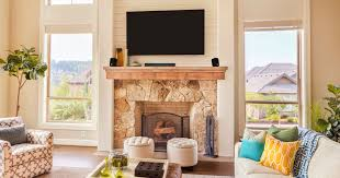 living room leviton home solutions