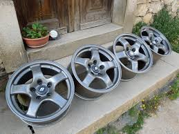 nissan skyline wheel size nissan skyline gtr r32 wheels forged r33 r34 200sx 8 16 jdm rare