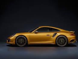 porsche night porsche 911 turbo s exclusive series pistonheads