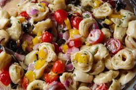 cold corkscrew pasta salad recipe best pasta recipes