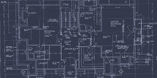 floor plans blueprints floor plan blueprint in custom open plans blulynx co