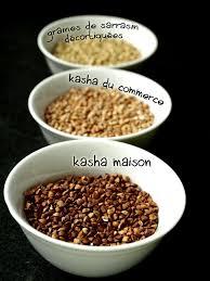 cuisiner les graines de sarrasin des graines de sarrasin grillées au kasha maison glutenfree sans