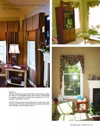 vision magazine features eid u0027s window treatments u0026 room redo