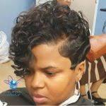 soft waves for short black hair short wavy hairstyles for black women best 25 finger waves short
