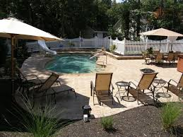 pool design build your own swimming pool with natural stones and