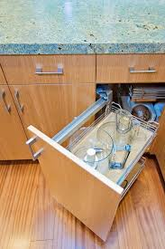 Kitchen Cabinets Slide Out Shelves by 30 Corner Drawers And Storage Solutions For The Modern Kitchen
