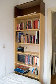 Old Ikea Bookshelves by Billy Bookcase Becomes Built In Ikea Hackers Ikea Hackers