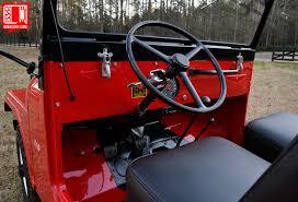 jeep forward control interior ccor classic city offroad