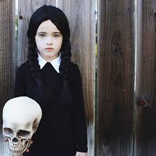 Halloween Costume Wednesday Addams 10 Rue Images Instagram Adventure Awaits