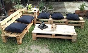 Pallet Patio Furniture Cushions Pallet Porch Furniture Pallet Garden Furniture Garden Pallet Sofa