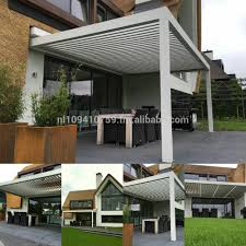 Louvered Roof Pergola by Louvre Awnings Louvre Awnings Suppliers And Manufacturers At