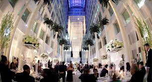 wedding center philadelphia wedding venues atrium at curtis center photo