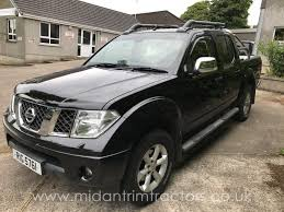 nissan d40 accessories uk 2008 nissan navara u201dlong way down u201d 2 5 dci mid antrim tractors