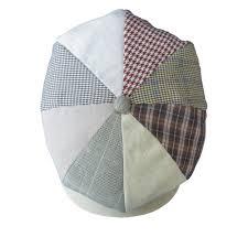 Patchwork Cap - christys of cotton blend 8 4 patchwork cap hats
