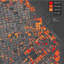 Midtown Manhattan Map Scalar Transformation Of Urban Fabric U2014 Andrew Stokolss