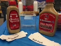 stadium mustard park mustard vs stadium mustard which do cleveland indians